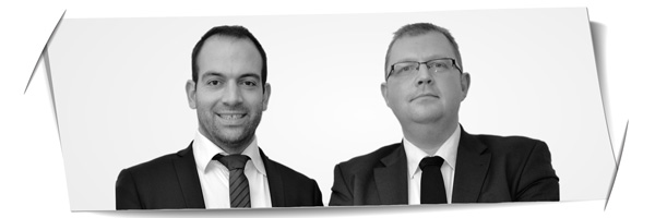 Avocats Lille - François Rabier et Olivier Cindric